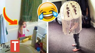 Download 20 Kids Who Are Absolutely Terrible At Hide And Seek Video