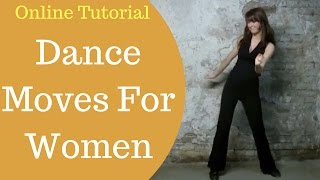 Download Club Dance Moves For Women - Beginner Dance Moves Video