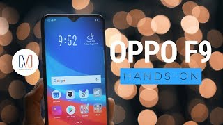Download OPPO F9: All about that notch Video