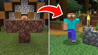 Download How To SUMMON HEROBRINE in Minecraft Pocket Edition (Spawning Herobrine) Video