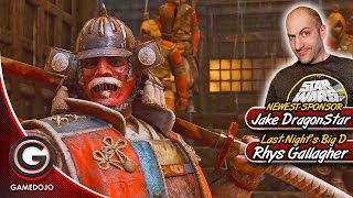 Download FOR HONOR GAMEPLAY MULTIPLAYER 🔴 Mastering KENSEI Advanced Training | PS4 Video