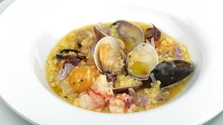Download Le ricette di Bruno Barbieri: Fregola con intingolo di scoglio Video