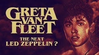 Download Does GRETA VAN FLEET Sound Too Much like LED ZEPPELIN? Video
