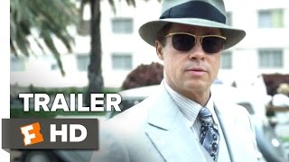 Download Allied Official Trailer - Teaser (2016) - Brad Pitt Movie Video