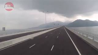 Download HZMB Hong Kong Zhuhai Macau Bridge Ride. - I love hk series Video