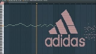Download What Adidas Sounds Like - MIDI Art Video