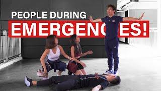 Download People During Emergencies Video
