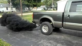 Download 6.0 Powerstroke lope and smoke Video