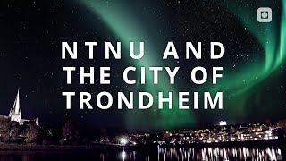 Download Norwegian University of Science and Technology (NTNU) and the city of Trondheim Video