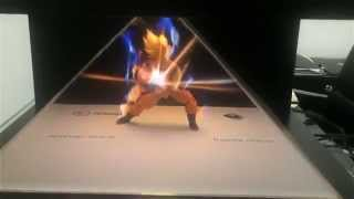 Download ZW Design - Holografia Goku - Dragon Ball Z Video