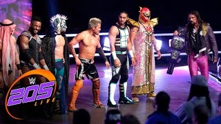 Download WWE 205 Live debuts by introducing the Cruiserweights: WWE 205 Live, Nov. 29, 2016 Video