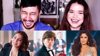 Download ZERO | SRK | Anushka Sharma | Katrina Kaif | Trailer Reaction! Video