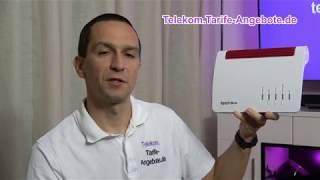Download AVM FritzBox 7590 für Telekom MagentaZuhause (DSL, VDSL, Glasfaser) Video