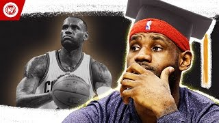 Download What If LeBron James Went To College? Video