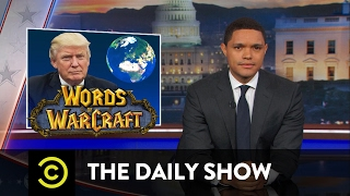 Download President Trump Tangles with Foreign Leaders: The Daily Show Video