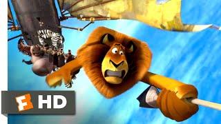 Download Madagascar 3 (2012) - The Animal Control Terminator Scene (3/10) | Movieclips Video