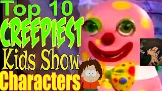 Download Top 10 Creepiest Kids Characters (Ft. blameitonjorge) Video
