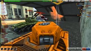 Download Tanki Online teamwork #1 Smoky m1 Hornet m1 Video