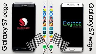 Download Galaxy S7 (Snapdragon) vs. Galaxy S7 (Exynos) Speed Test Video