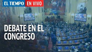 Download Carrasquilla, debate en Congreso por reforma pensional y tributaria Video