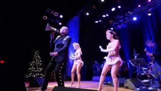 Download Kingsized Holiday Jubilee @ Variety Playhouse, Atlanta - Sat Dec/12/2015 Video