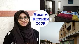 Download യു എ ഇ ലെ ഞങ്ങളുടെ വീട് / My House and Kitchen Tour / Rented Apartment in UAE Video