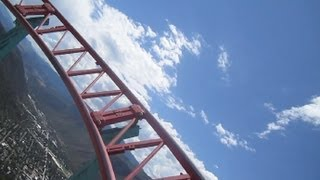 Download Cliffhanger Front Seat on-ride HD POV Glenwood Caverns Adventure Park Video