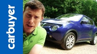 Download Nissan Juke SUV 2014 review - Carbuyer Video