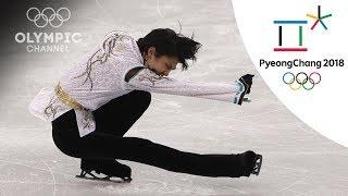 Download Yuzuru Hanyu (JPN) - Gold Medal | Men's Figure Skating | Free Programme | PyeongChang 2018 Video