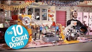 Download Top 10 Rube Goldberg Machines in Movies Video