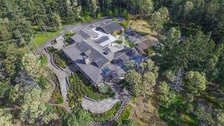 Download Steve Miller's Famed San Juan Island Estate in Friday Harbor, Washington Video