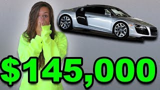 Download BUYING AN AUDI R8 + NEW APARTMENT TOUR Video