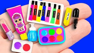 Download 20 Barbie Hacks and Crafts ~ miniature LIQUID PHONE and more! Video