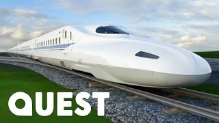 Download Japan's Tokaido Shinkansen Bullet Train | Mighty Trains Video