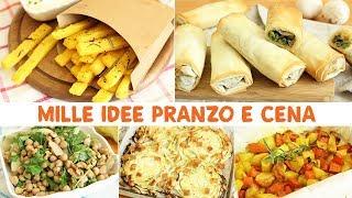 Download MILLE IDEE PRANZO E CENA Ricette Facili e Leggere   RICETTE E IDEE per tutti i gusti Video