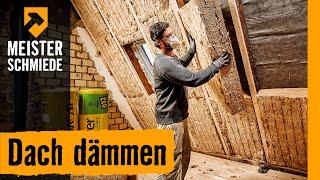 Download Dach dämmen | HORNBACH Meisterschmiede Video