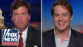 Download Tucker: Left doesn't believe in borders, citizenship Video