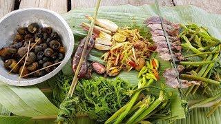 Download กินข้าวป่านาน้องเจรจา Video