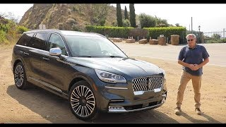 Download 2020 Lincoln Aviator Black Label Test Drive Video Review Video