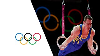 Download Arthur Zanetti Wins Men's Artistic Rings Gold - London 2012 Olympics Video