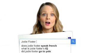 Download Jodie Foster Answers the Web's Most Searched Questions | WIRED Video