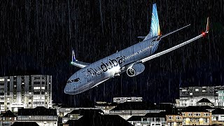 Download How a Catastrophic Illusion Caused this Boeing 737 to Crash Into the Ground | FlyDubai 981 | 4K Video