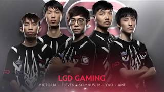 Download TI7 LGD Team Intro Video