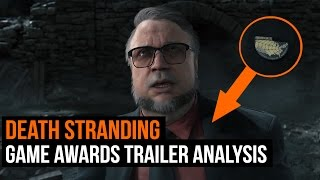 Download Death Stranding - Trailer Analysis (Game Awards Trailer) Video