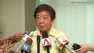 Download Khaw Boon Wan on the de-escalation between Malaysia and Singapore Video