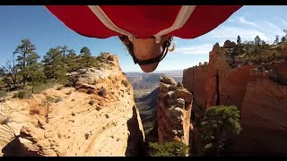 Download This Wingsuit Flyer Will Make You Pee Yourself | Scotty Bob Presents: New World Aviators, Ep. 1 Video