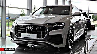 Download Audi Q8 2019 NEW Full Review Interior Exterior Infotainment Video