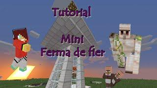 Download Minecraft Tutorial: Mini ferma de fier Video