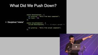 Download What's in a language? - Cheng Lou, React London 2017 Video