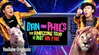 Download The Amazing Tour Is Not On Fire Video